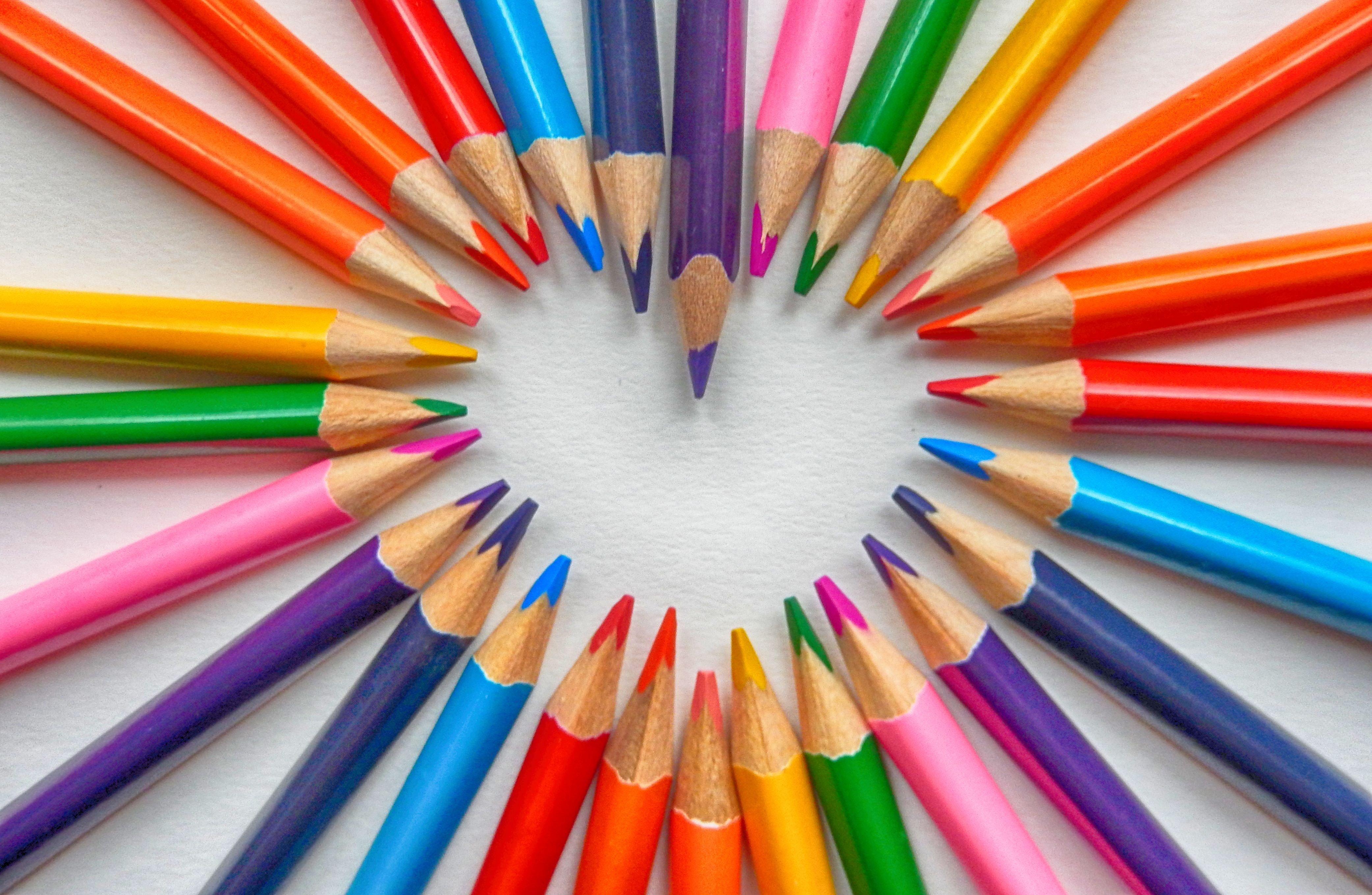 vibrant pencils creativity transition expat nest